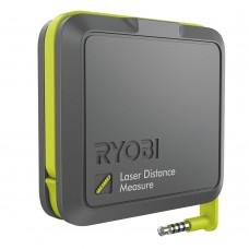Лазерный дальномер Ryobi RPW-1000,система PHONE WORKS для смартфона