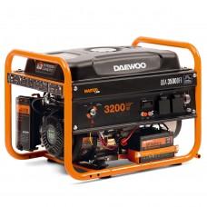 Бензогенератор DAEWOO GDA 3500E DFE (газовый)