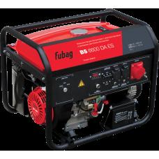 Бензогенератор FUBAG BS 6600 DA ES с электростартером и коннектором автоматики